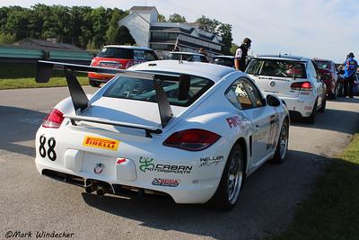 TC-Outlier Scion Group Porsche Cayman