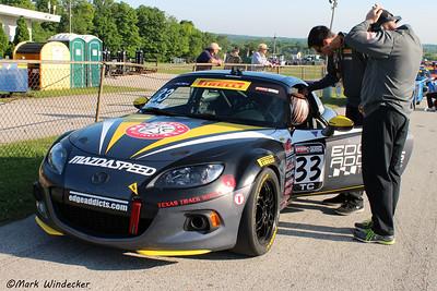 TC-Edge Addicts/ Texas Track Works Mazda MX-5