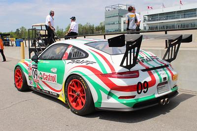 GTC Pfaff Motorsports Porsche 911 GT3 Cup