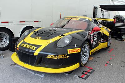 Calvert Dynamics Porsche 911 GT3 R