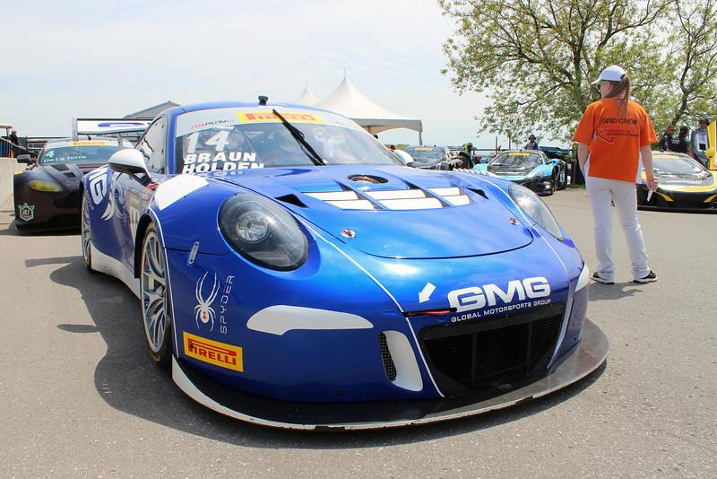 GMG Racing  Porsche 911 GT3 R