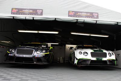 Bentley Team Absolute  Bentley Continental GT3