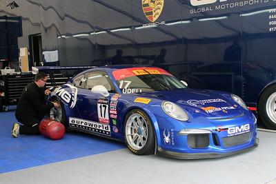 GMG Porsche 911 GT3 Cup