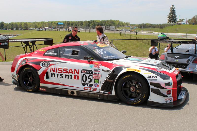 AE Replay XD Nissan GT Academy Nissan GTR GT3