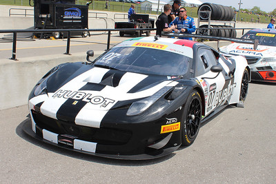 Scuderia Corsa Ferrari 458 Italia GT3