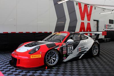 Wright Motorsports Porsche 911 GT3 R
