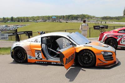 CRP Racing Audi R8 LMS GT3