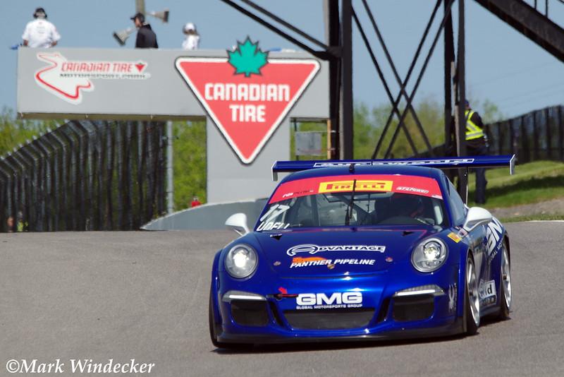 20TH 1-GTCup Alec Udell  Porsche 911 GT3 Cup