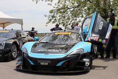 K-PAX Racing  McLaren 650S GT3