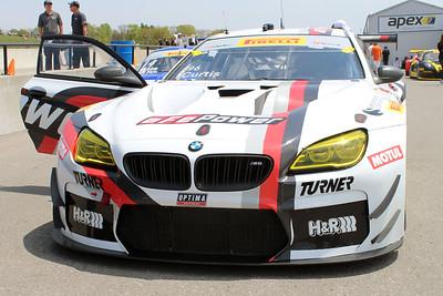 Turner Motorsports BMW M6 GT3