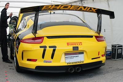 Calvert Dynamics Porsche 911 GT3 Cup