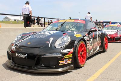 GTC  TruSpeed Autosport Porsche 911 GT3 Cup