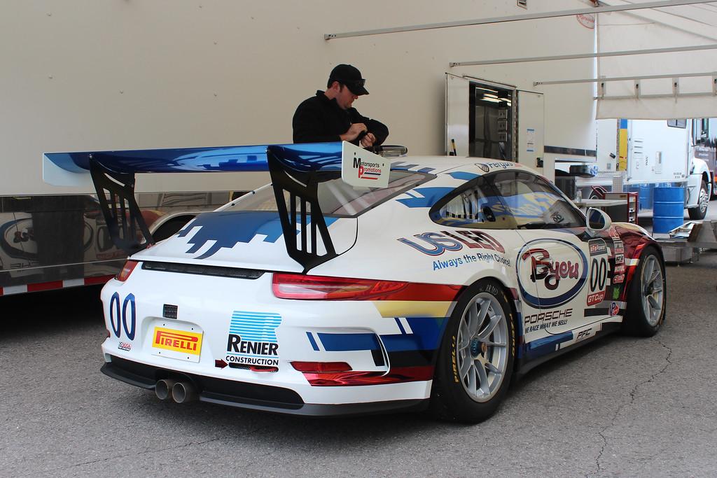 Motorsports Promotions Porsche 911 GT3 Cup