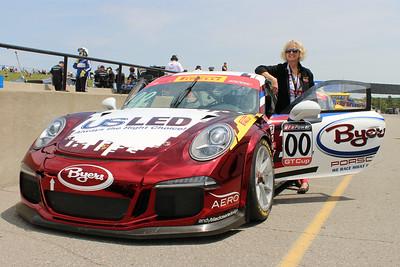 GTC Motorsports Promotions Porsche 911 GT3 Cup