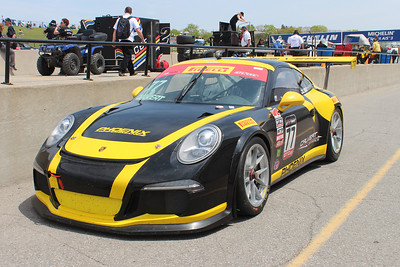 GTC Calvert Dynamics Porsche 911 GT3 Cup