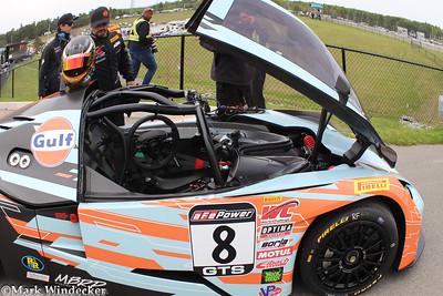 Mantella Autosport Inc. /KTM XBow GT4