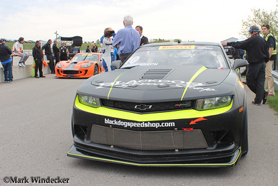 Blackdog Speed Shop /Chevrolet Camaro