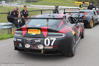 TRG-AMR /Aston Martin Vantage GT4
