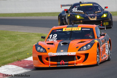 10th Parker Chase Ginetta GT4