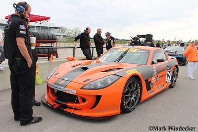 Performance Motorsports /Ginetta GT4