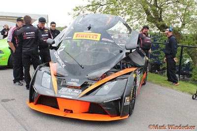 ANSA Motorsports /KTM XBow GT4