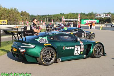De La Torre Racing Motor /Aston Martin Vantage GT3