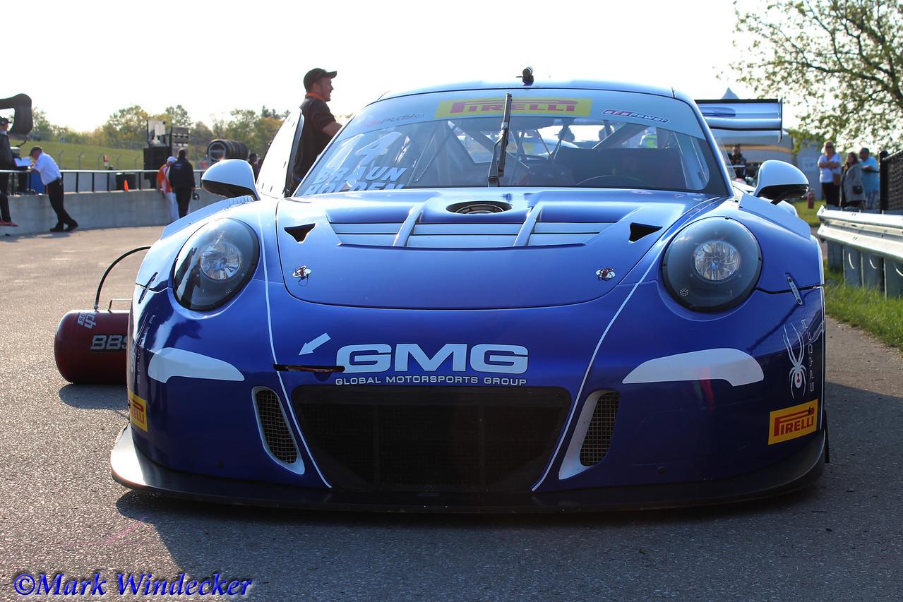 GMG Racing /Porsche 911 GT3 R
