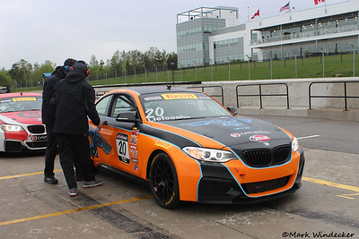 TC-Stephen Cameron Racing BMW M235iR