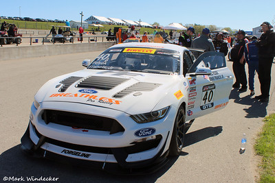 PF Racing Ford Mustang