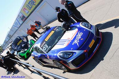 TRG‐AMR PorscheCaymanGT4ClubsportMR