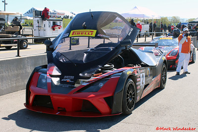 Racers Edge Motorsports KTM Xbow GT4