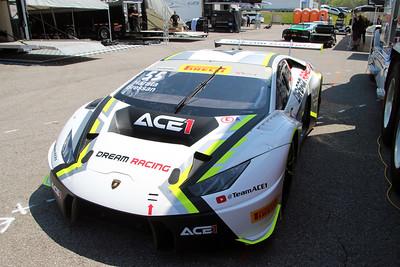 Lamborghini Huracan GT3 - Dream Racing Motorsports