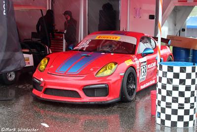 Porsche Cayman GT4 CS-MR - Policaro Motorsport