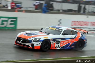 Mercedes-AMG GT4 - Robinson Racing