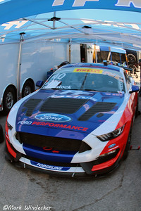 Ford Mustang GT4 - PF Racing