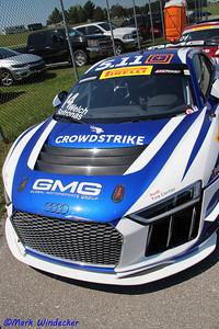 Audi R8 LMS GT4 - GMG Racing