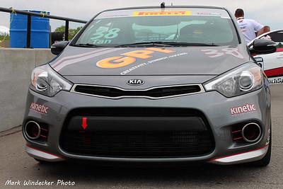 TCA Kinetic Motorsports--Kia Forte Koup