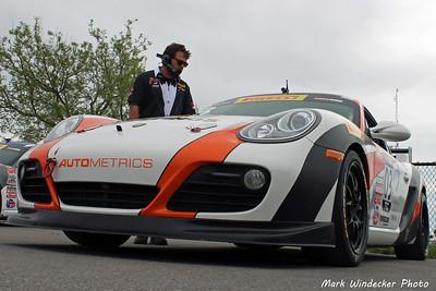 TC Autometrics Motorsports--Mac Paoers/Hastings Fiberglass Porsche Cayman