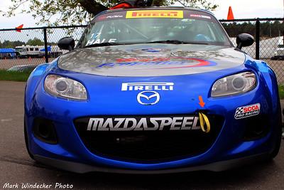 TC Hale Motorsports--TransAero/ Hale Propeller Mazda MX-5