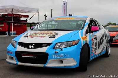 TCA Shea Racing--- LucasOil/ BUBBABurger/ Hendrick Honda Civic Si