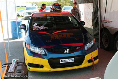 TCA NDP Motorsports Honda Civic