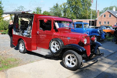 Greg's 1934 Blacksmith Truck