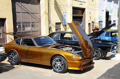 Datsun 260Z, 24kt Gold