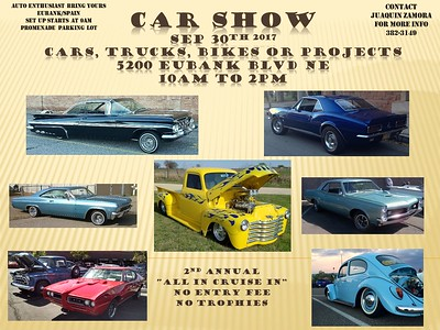 Water Authority Car Show 2017