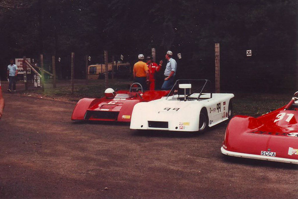 At Mid-Ohio in the 1990s
