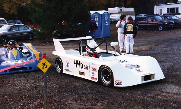 At the 1994 SCCA Runoffs