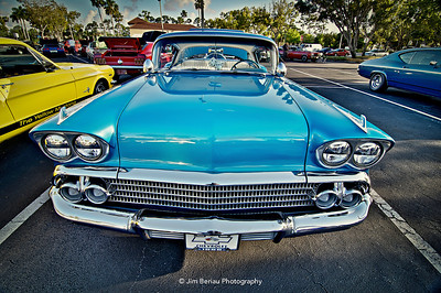 Friday, March 16, 2012. Wellington Car Show.