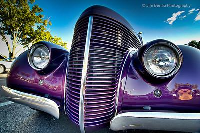 Wellington car show