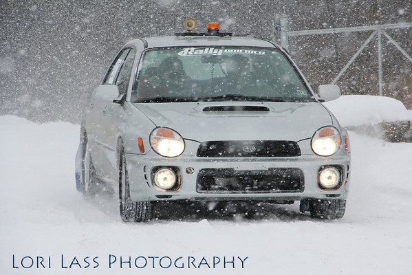 Wellsboro Winter Rally 2011