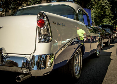 West Dundee Heritage Days Car Show - September 18, 2016